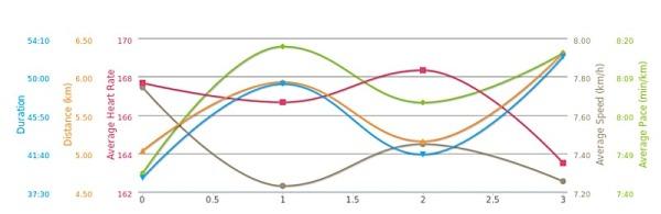 2012 Running Stats